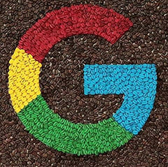 A Google Carpet Square