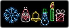 Google Christmas Logo