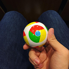 Google Chrome Magic Sphere