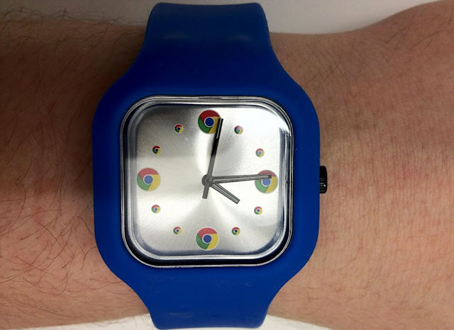 Google Chrome Watch