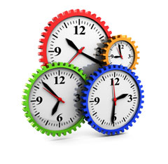 Google Clocks