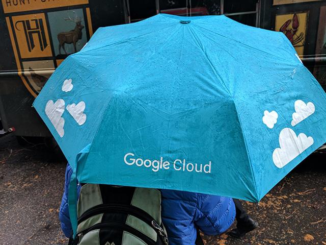 Google Cloud Umbrella