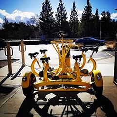 Google Conference Bike