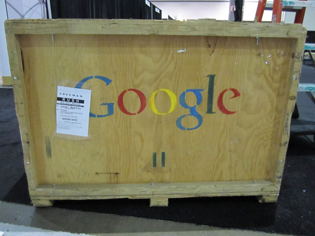 Google Crate
