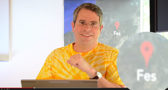 Google Matt Cutts Fes