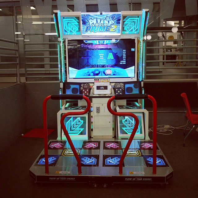Google Dance Dance Revolution Game