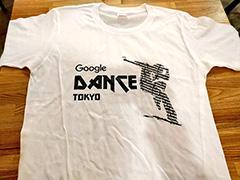 Tokyo's Google Dance T-Shirt