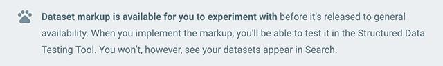 former datasets
