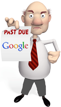 Google Debt Collectors