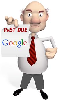 Google Debt Collectors