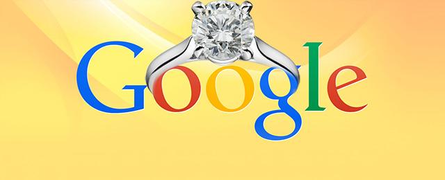 Google Diamond Ring