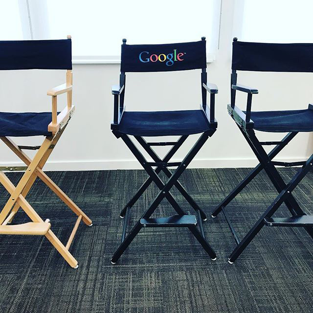 Google Director Chairs