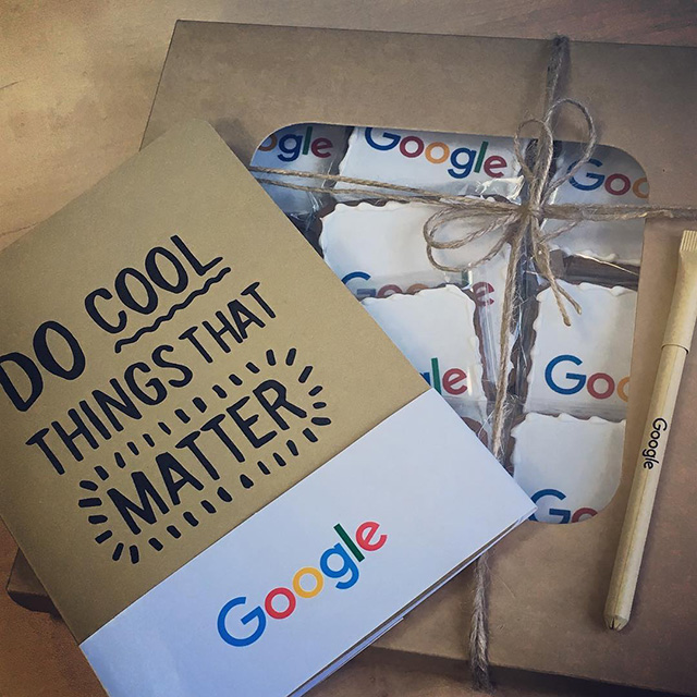 Google Partner Gifts : Do Cool Things That Matter