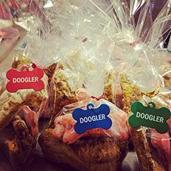 Dooglers Get Google Dog Food