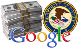 Google To Pay $500M To U.S. For AdWords Drug Ads