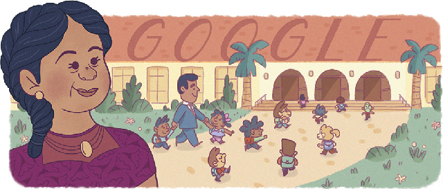 Felicitas Mendez Celebrated With A Google Doodle