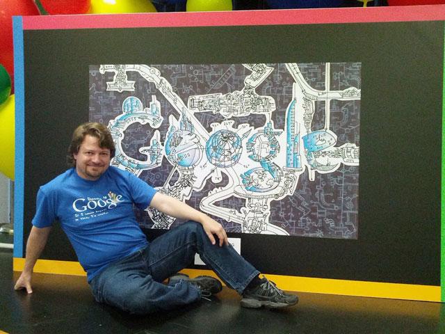 Doodle 4 Google Finalist Retro City