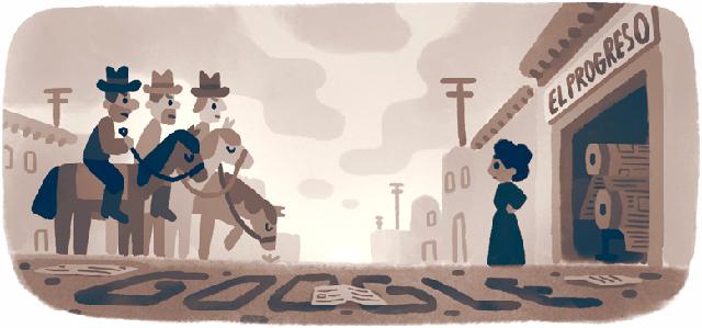 Google Doodle Jovita Idár