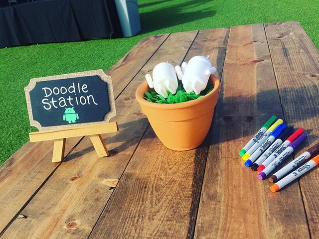 Google Doodle Station
