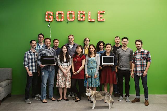 Google Doodle Team