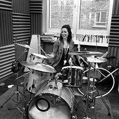 Google Drum Set