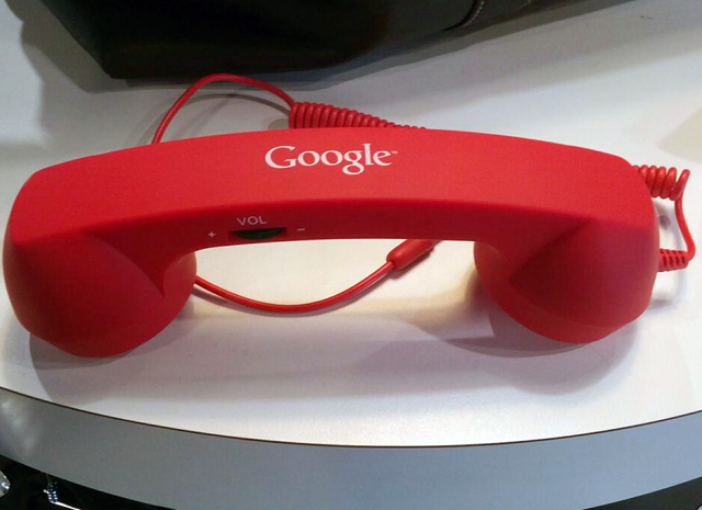 Google's Emergency Phone