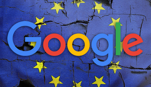 European Union  hits Google with $2.7bn fine