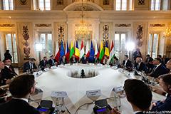 Google's Sundar Pichai At Fancy European Roundtable