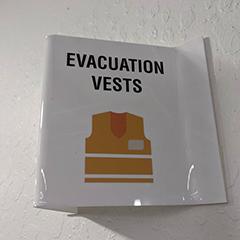 Google Has Evacuation Vests