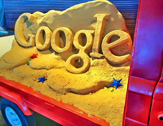 Google Sand Logo