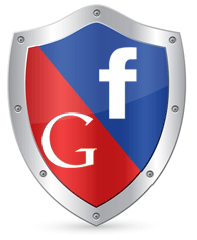Google & Facebook Shield