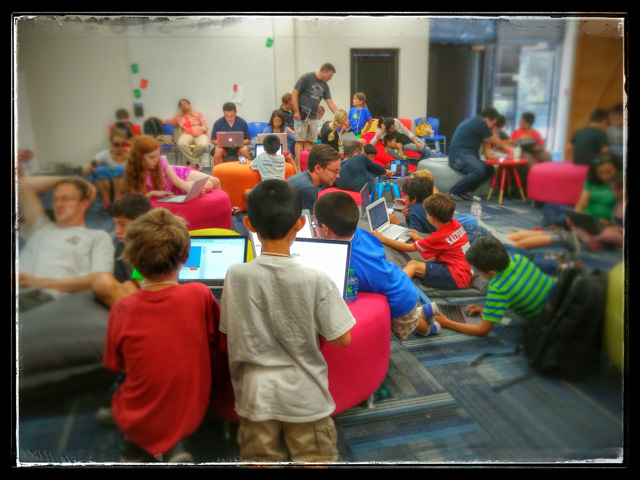 Google Family Hackathon Day