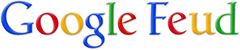 Google Suggest Family Feud Logo