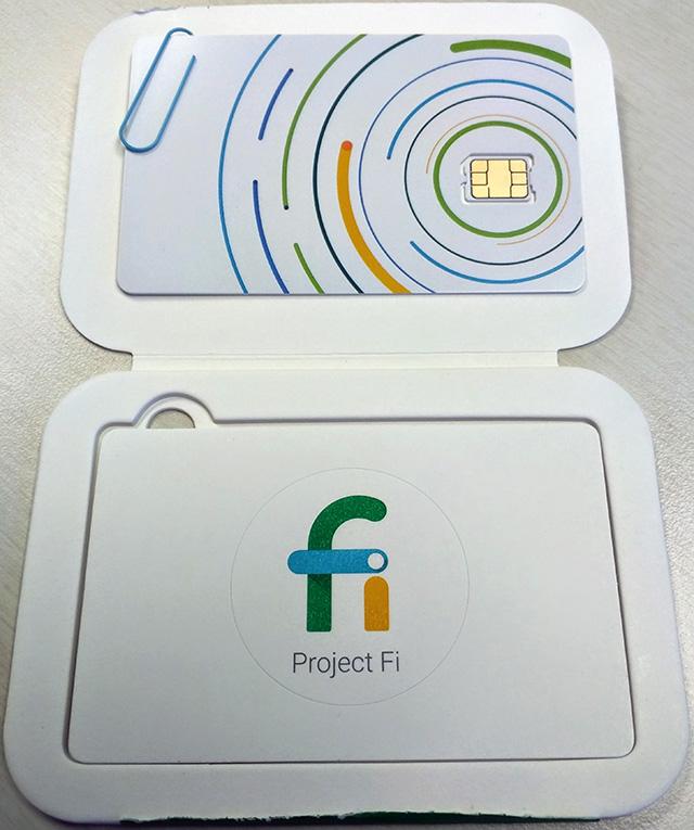 Google Project Fi SIM Card