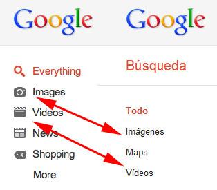 Google Icons Gone
