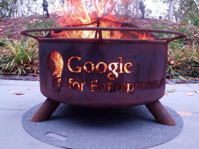 Google Fire Pit