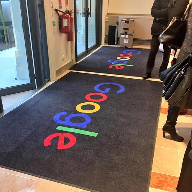Google Floor Mats