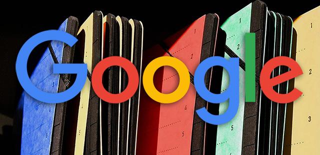 Google Sub Folders