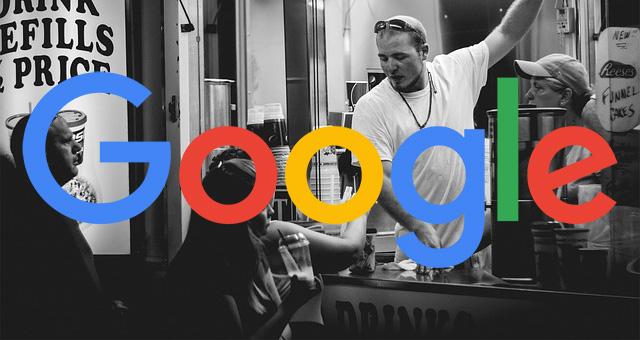 New Google My Business Food Ordering Tab