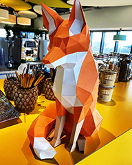 Fox Structure At Google Dublin