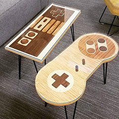 Google Bought Game Controller Coffee Tables