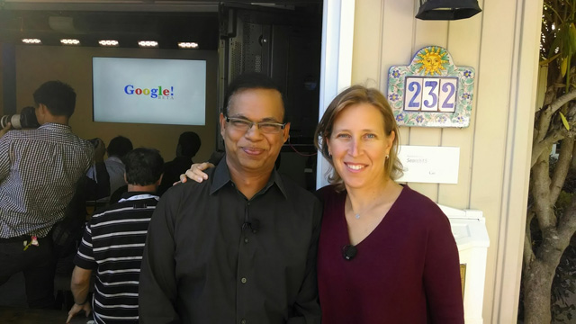 Google Garage 15 Years Later