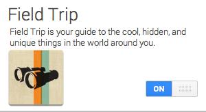 Google Glass Field Trip