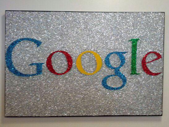 Google Glitter Logo