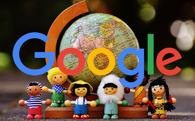 Google: Competition Different Across Different Country Domains
