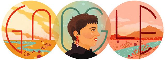 Google Logo For Gloria E. Anzaldúa Brings Awareness To Mexican/US Border Politics