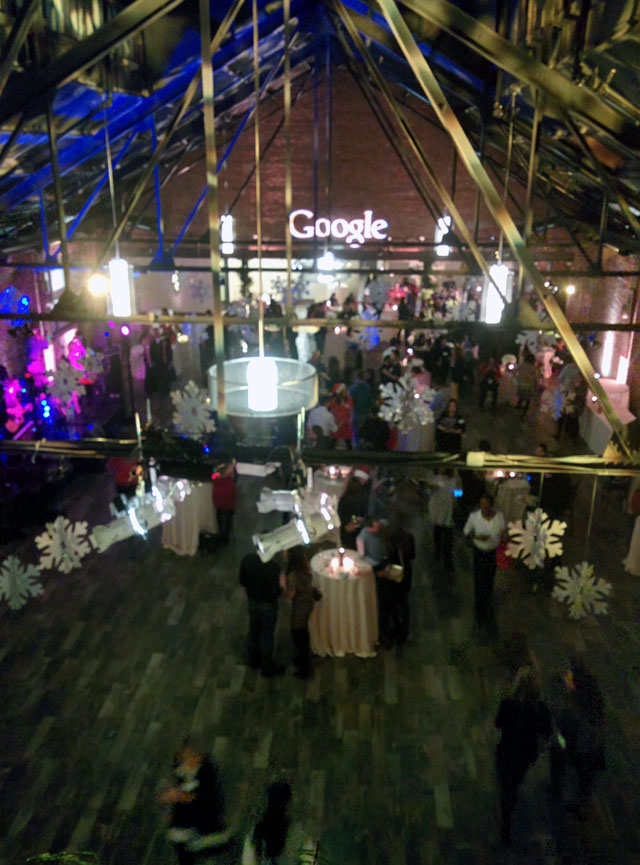Google Farewell Party
