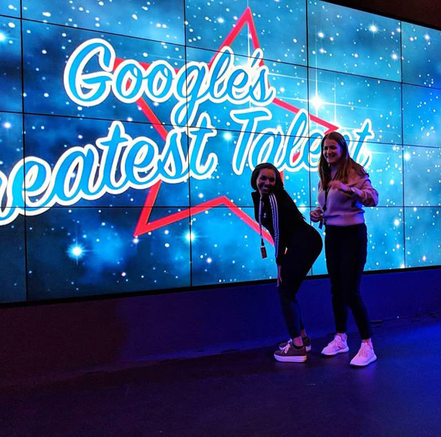 Google Greatest Talents
