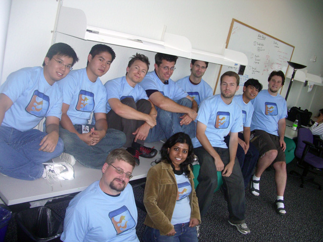 Google Groups Beta Team From 2006