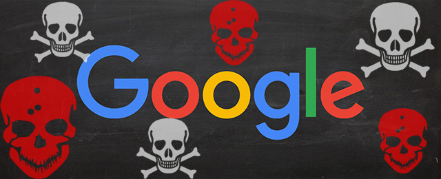 Google Hacked Sites Algorithm